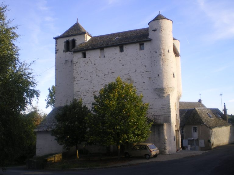Eglise d'Anglars