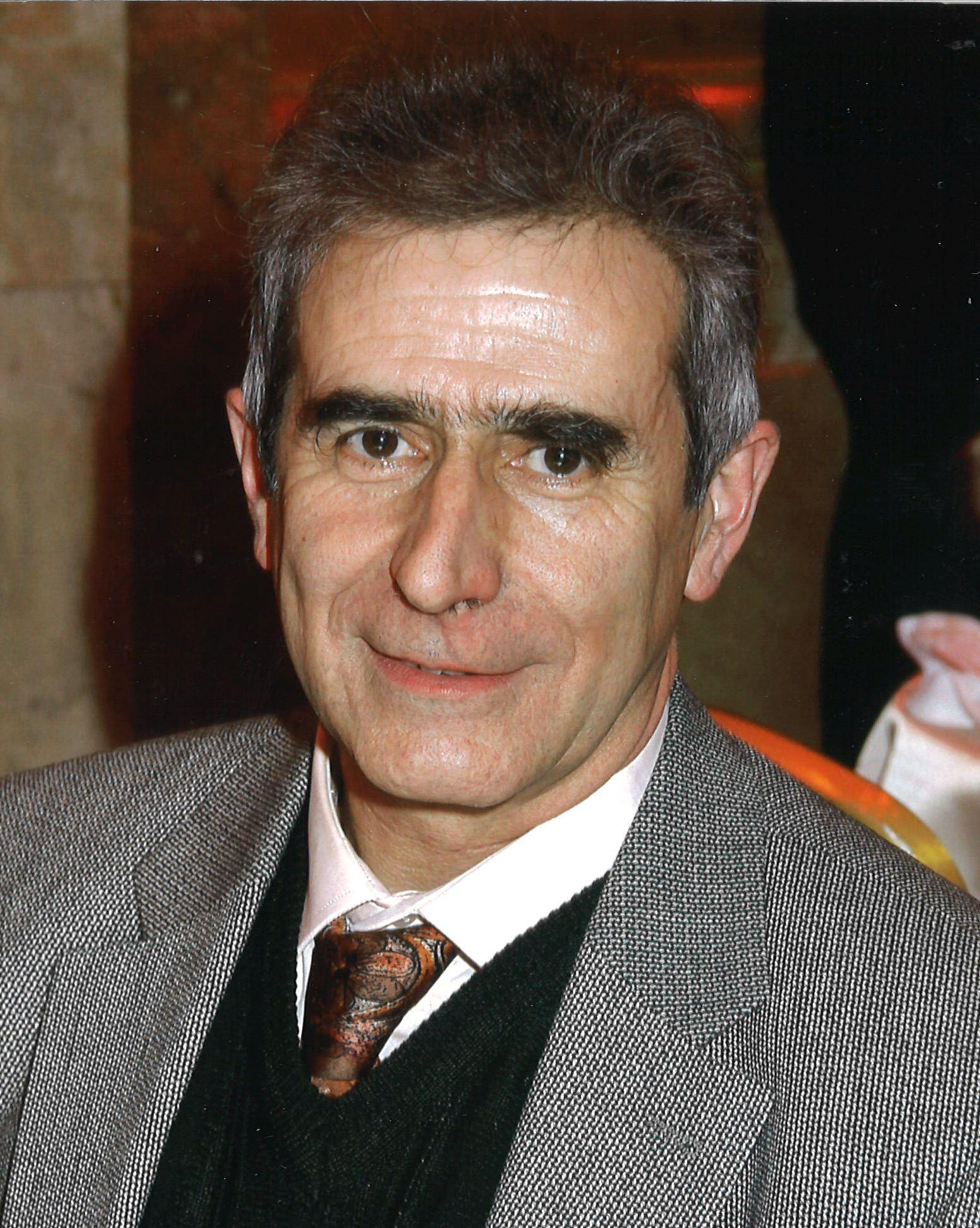 Bernard VALERY maire de Le Cayrol