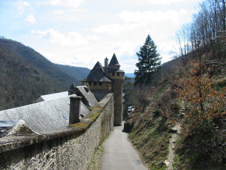 Tour de l'Abbaye de Bonneval
